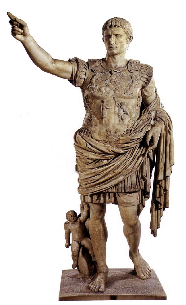 roman empire emperor caesar augustus It is a commonly held assumption that the decree from caesar augustus that all the world was to be taxed, was a single census [a single event] in the entire roman empire.