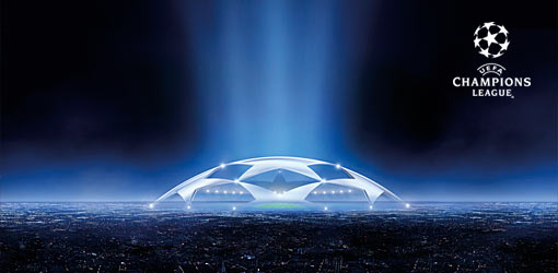 UEFA Champions League Stadion